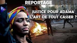 Justice pour Adama, la manifestation qui casse la baraque – Reportage TVL
