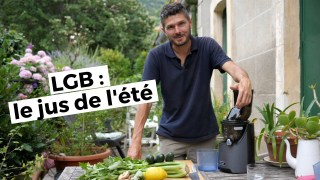 LGB (Lemon Ginger Blast) : le jus de l'été