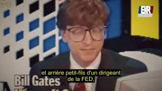 """Starbucks, Bain & Co, mormonisme, Mossad : le documentaire """"Qui contrôle la famille Gates ?"""""""
