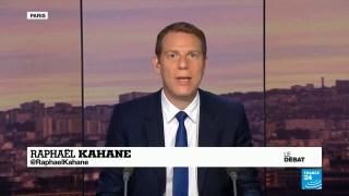 Débat France24, 21.07.2020. Interventions de Xavier Moreau.