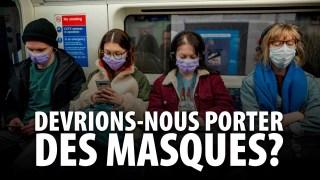 DEVRIONS-NOUS PORTER DES MASQUES – ENTREVUE AVEC STÉPHANE GUAY