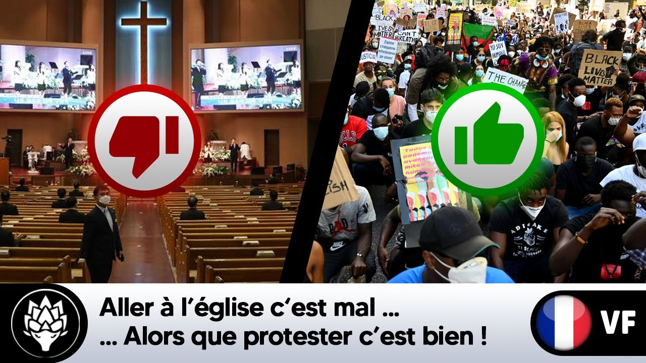 Jim Jordan remet en question les restrictions entre les églises et les manifestations #Covid