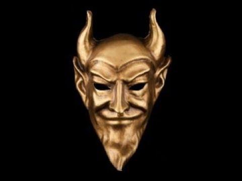 Le port du masque, rituel occultiste d'initiation au nouvel ordre mondial ?