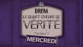 Le Quart d'heure de vérité #119 – Dupont-Moretti convoqué, Bernard Laporte en GAV, Valérie Bugault chopée par la patrouille !