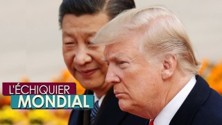 L'ECHIQUIER MONDIAL. Etats-Unis vs. Chine : guerre froide v.2.0 ?