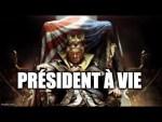 Report de l'élection US: Trump président à vie.