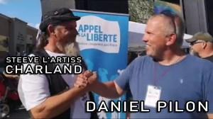 DANIEL PILON ET STEEVE L'ARTISTE CHARLAND