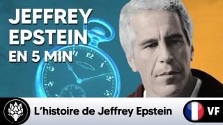 L' histoire de Jeffrey Epstein en 5 minutes