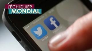 L'ECHIQUIER MONDIAL. Réseaux sociaux : nouveau champ, même bataille ?
