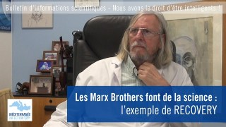 Les Marx Brothers font de la science : l'exemple de RECOVERY