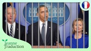 Mise en bouche de l'Obama Gate…