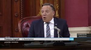 Parole de politicien: La gestion politique du Gouvernement du Québec de la pandémie de COVID-19