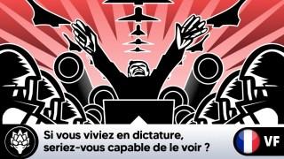 Si vous viviez en dictature, seriez-vous capable de le voir ?