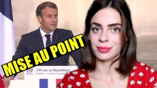 150 ANS DE LA RÉPUBLIQUE ? CONTRE-DISCOURS DU 4 SEPTEMBRE 2020…