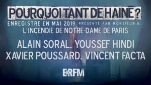 """""""Provocation raciale"""" ? Retour sur la condamnation d'Alain Soral à propos de l'incendie de Notre-Dame"""
