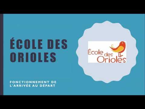 ActuQc : Vidéo pour élèves leurs enseignant les mesures dictatoriale de l'école primaire Des Orioles