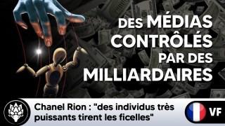 Chanel Rion : « des individus très puissants tirent les ficelles de la société » #Soros #JeffBezos