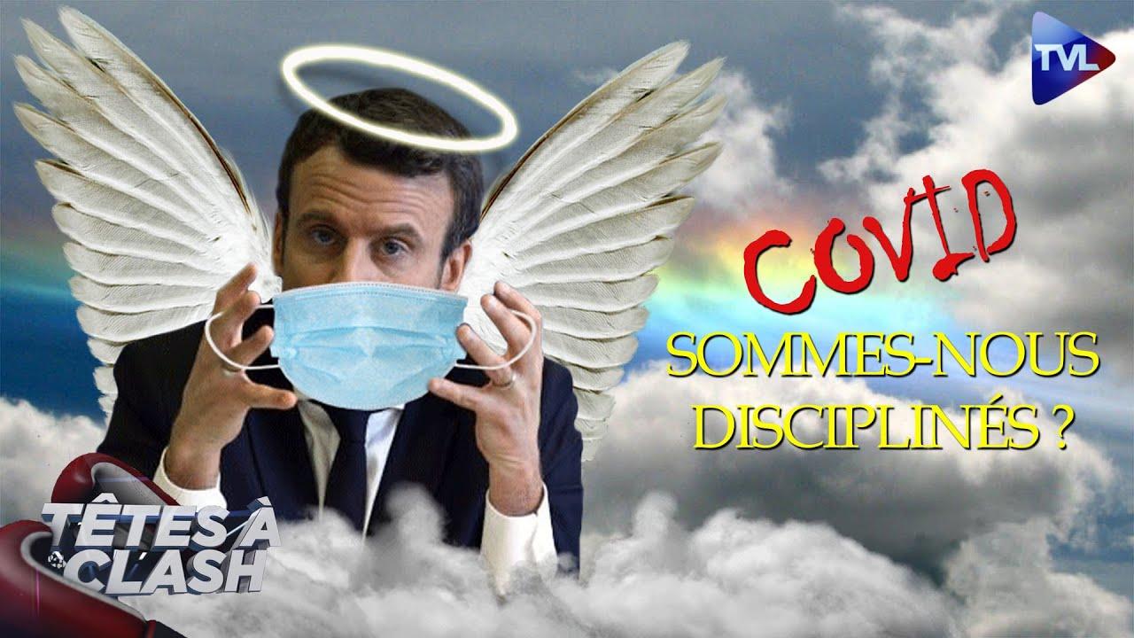 Covid-19 : sommes-nous assez disciplinés ? - Têtes à Clash n°67 - TVL