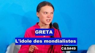 Culture & Société – Greta : L'idole des mondialistes