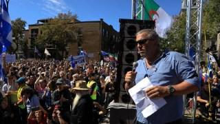 Daniel Pilon – 12 septembre – Marche à Montréal #FDDLP
