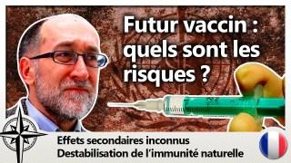 Denis Rancourt parle des risques du futur vaccin