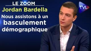 """Entretien exclusif avec Jordan Bardella : """"Nous assistons à un basculement démographique"""""""