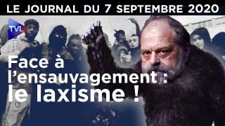 Insécurité, violences, ensauvagement : le bilan de Macron – JT du lundi 7 septembre 2020