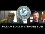 Jackson Bladi, nouveau membre du comité d'action légale de la FDDLP