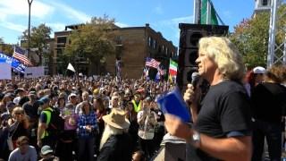 Jean-Jacques Crèvecoeur – 12 septembre – Marche à Montréal #FDDLP