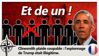 Kevin Clinesmith,  premier domino de l'Obamagate ?