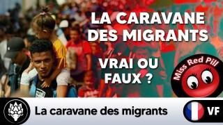 La caravane des migrants