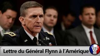 La lettre du Général Flynn à l'Amérique (VF)