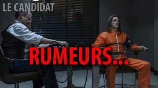 LE CANDIDAT AVEC GILBERT THIBODEAU 22 SEPTEMBRE 2020 – RUMEURS