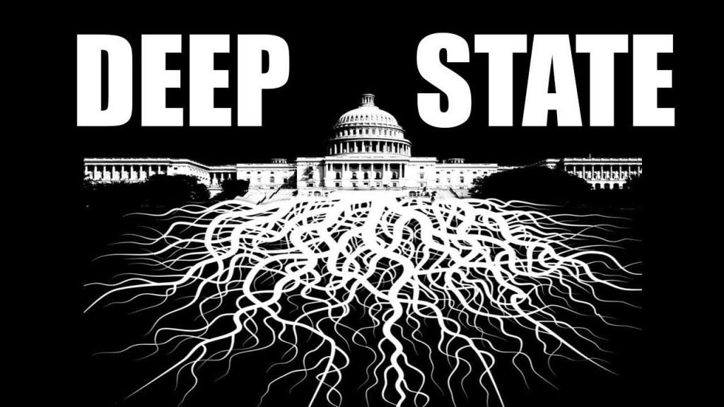 L'implantation de l'État profond dans le Monde