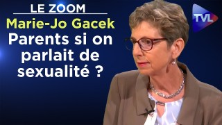 Parents si on parlait de sexualité ? – Le Zoom – Marie-Jo Gacek – TVL