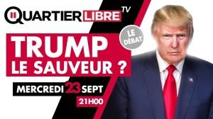 QL11 – Donald Trump, le sauveur ?