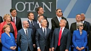 Trump et l'OTAN
