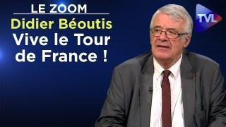 Vive le Tour de France ! – Le Zoom – Didier Béoutis – TVL