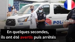 [VOSTFR] La police de D.C. arrête des pro-vie mais ignore les bombes de peinture BLM [CENSURÉ]