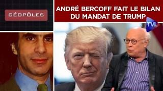 André Bercoff fait le bilan du mandat de Trump – Géopôles n°29 – TVL