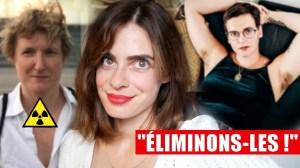 """CES FÉMINISTES QUI VEULENT """"ÉLIMINER LES HOMMES"""" BLANCS"""