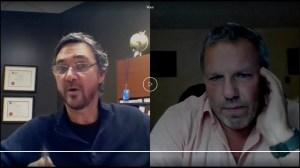Convoi  québécois du 24 octobre : Discussion avec Stéphane Blais
