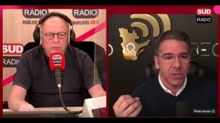 [CENSURÉ] Entretien d'Alexis Cossette-Trudel de Radio-Québec à Sud Radio : Liberté d'expression et censure