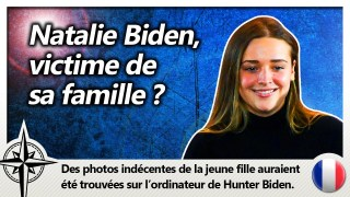 Hunter Biden posséderait des photos suggestives de sa nièce mineure, Natalie Biden