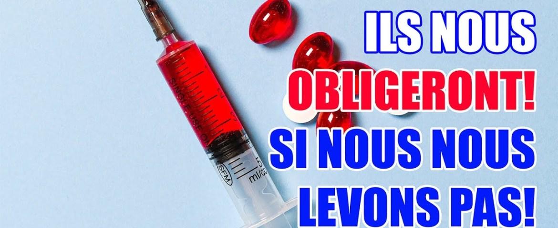 ILS VONT NOUS OBLIGER…SI NOUS NOUS LEVONS PAS!!!