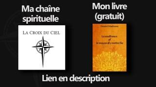 Lancement de la chaîne spirituelle et de mon livre !