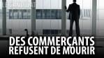 LE CANDIDAT – LES COMMERÇANTS REFUSENT DE MOURIR – JACKSON BLADI