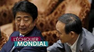 L'ECHIQUIER MONDIAL. Japon : Yoshihide Suga, quel mandat après la décennie Shinzo Abe ?