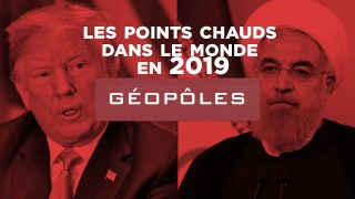 Les points chauds dans le monde en 2019 – Géopôles n°24