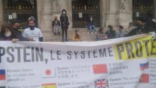 Manifestation Anti Pedocriminalite A Opera